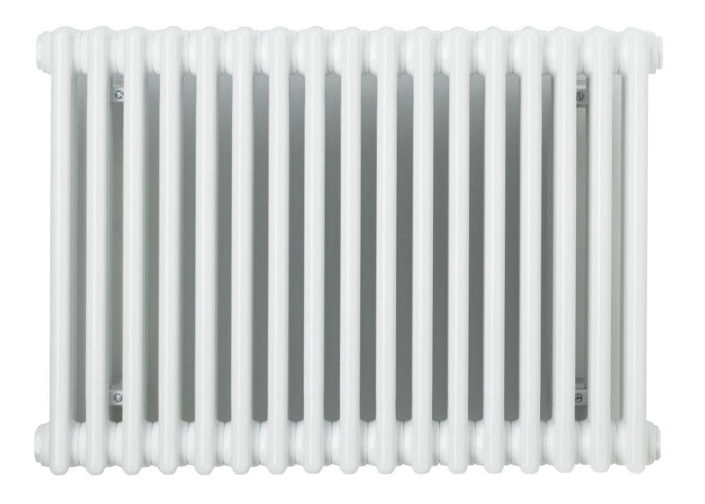 Image of Acova 4-Column Horizontal Radiator 600 x 812mm White