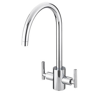 Image of Bristan Artisan EasyFit Mono Mixer Kitchen Tap Chrome