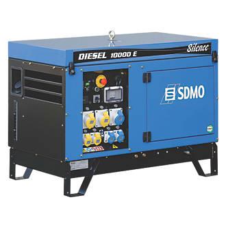 Image of SDMO 10000ES 9000W Portable Generator 110 / 230V