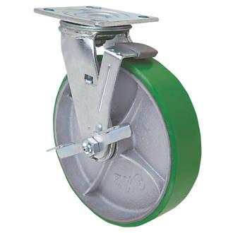 Image of Select Braked Swivel Castor 200mm