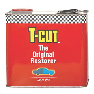 Image of T-Cut Scratch Remover for Car Paintwork 2.5Ltr