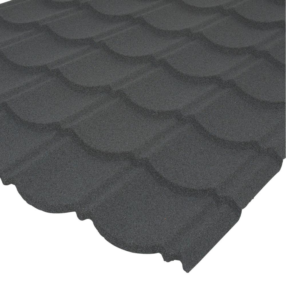 Image of Corotile Panel Charcoal 1123 x 890mm