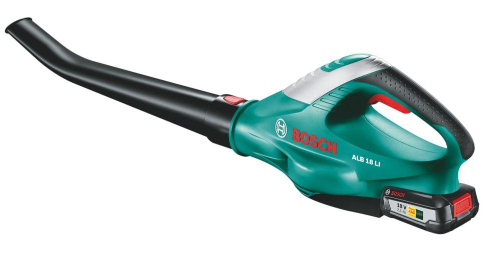 Image of Bosch 06008A0571 18V 2.0Ah Li-Ion Brushless Cordless Blower