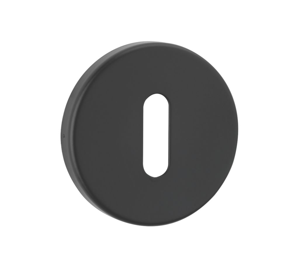 Image of Urfic Escutcheon Black 52mm