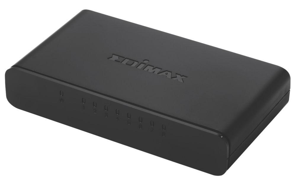 Image of Edimax ES-3308P V3 8-Port Network Switch