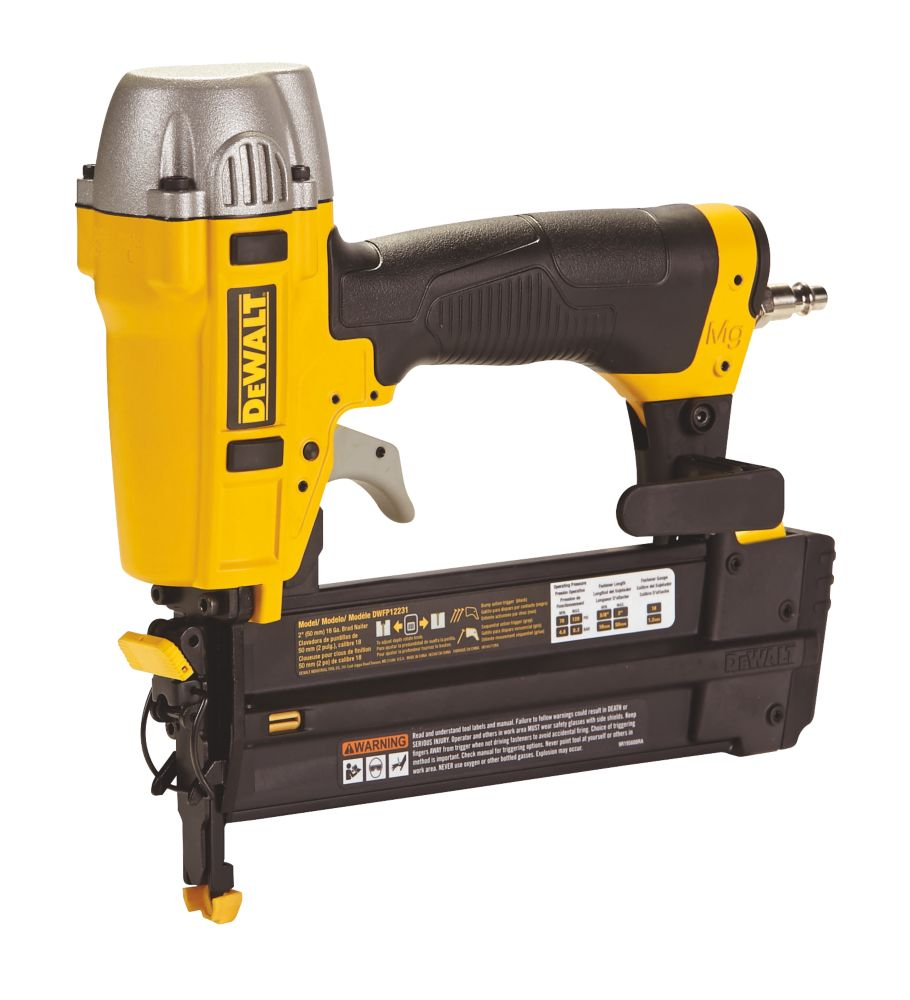 Image of DeWalt DPN1850-XJ 55mm Air Straight Brad Nailer