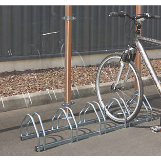 Image of Mottez 5-Bike Stand 1320 x 330mm