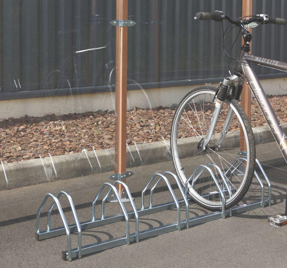 Image of Mottez 5-Bike Stand 1320 x 330mm