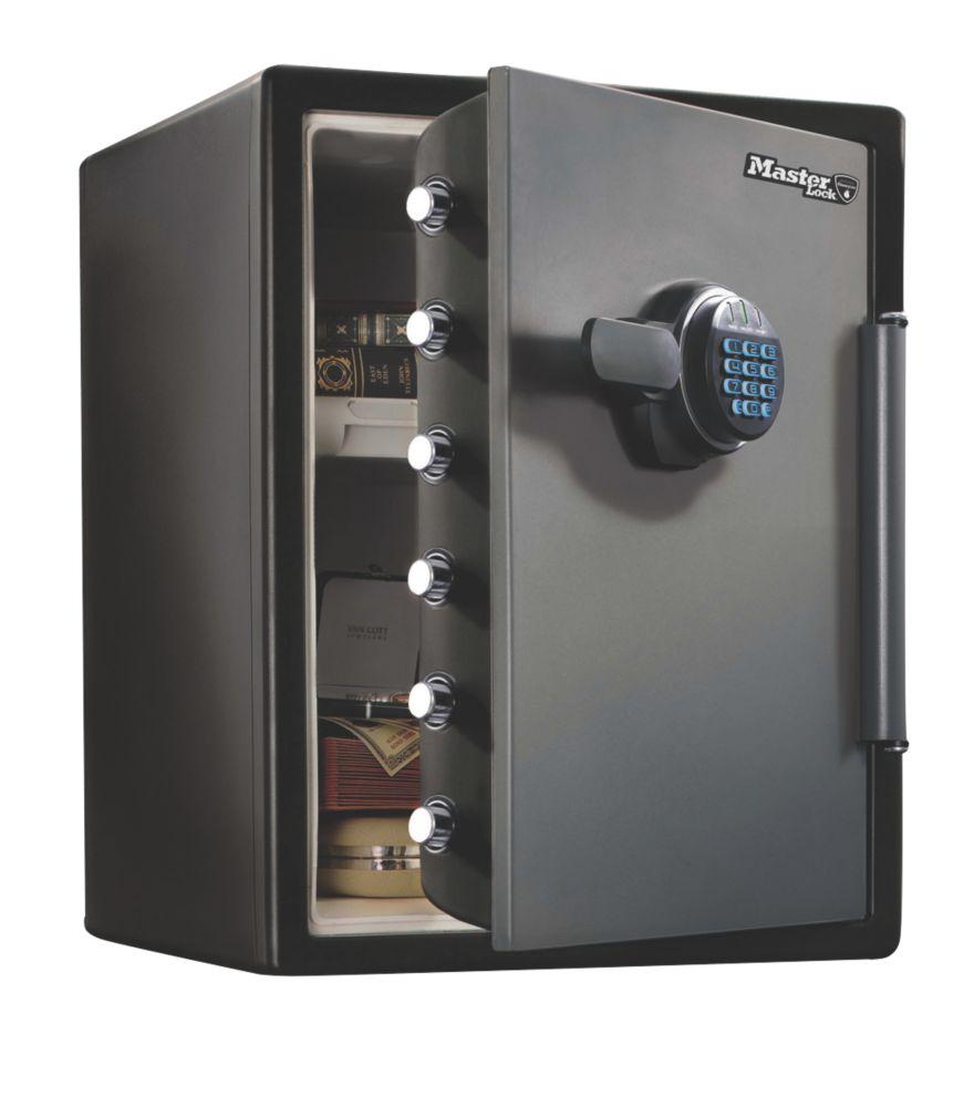 Image of Master Lock Water-Resistant Fire Safe 56.6Ltr