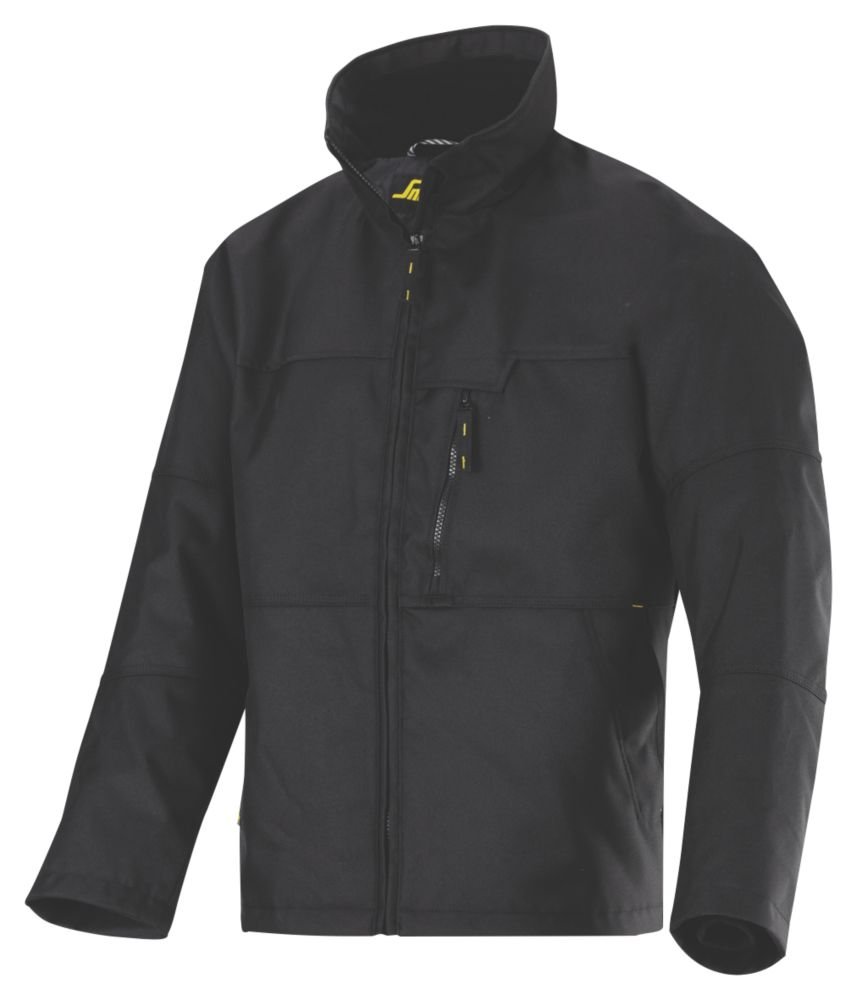 """Image of Snickers 1118 Winter Jacket Black Medium 41"""" Chest"""