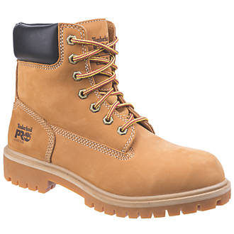 Image of Timberland Pro Direct Attach Ladies Safety Boots Honey Size 4