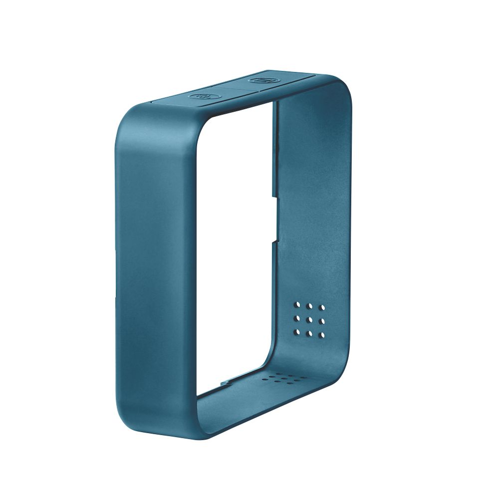 Image of Hive Heating Control Frame Surround Teal Tension