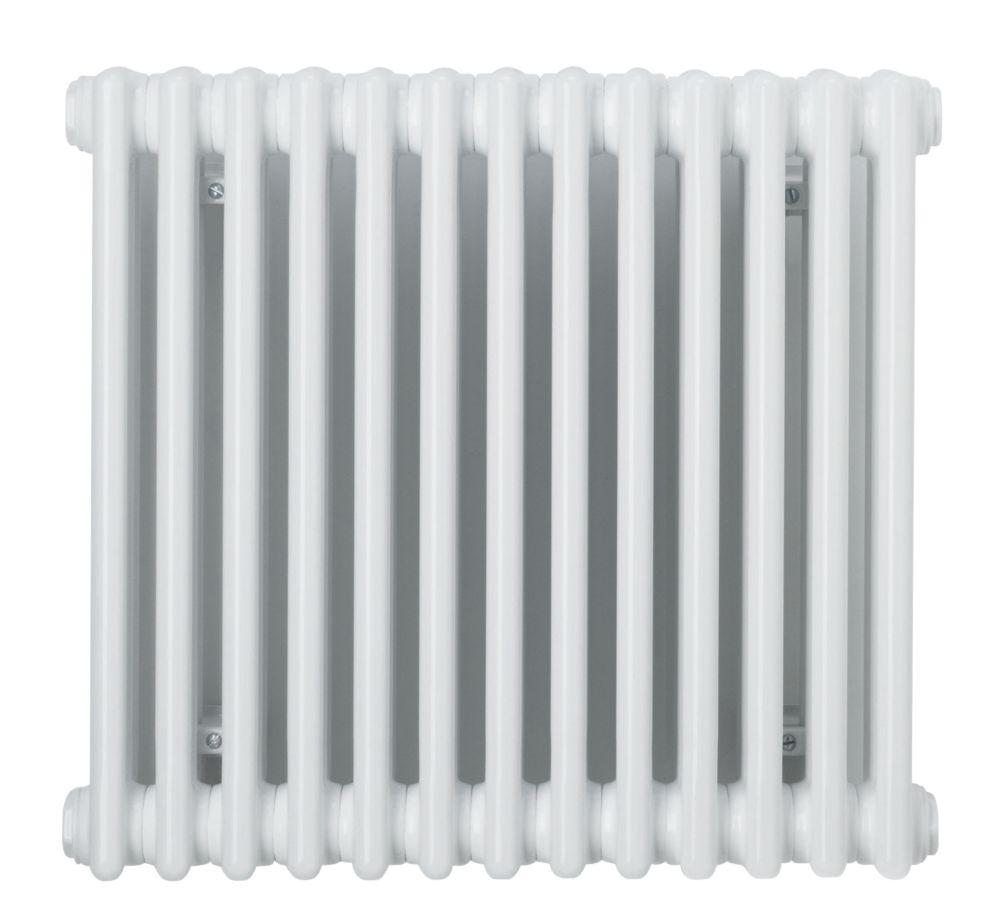 Image of Acova 4-Column Horizontal Radiator 600 x 628mm White