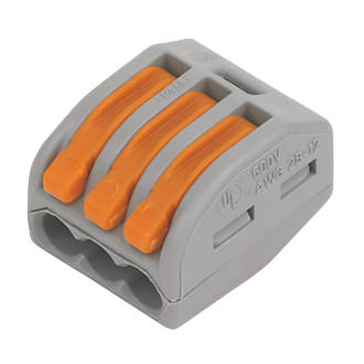 Image of 3-Way Lever Connector 222 Series Pack of 50