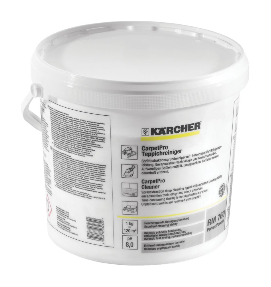 Image of Karcher Carpet Detergent 10kg
