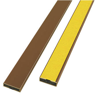 Image of Firestop Intumescent Fire Seal Brown 15 x 4 x 2.1m 10 Pack