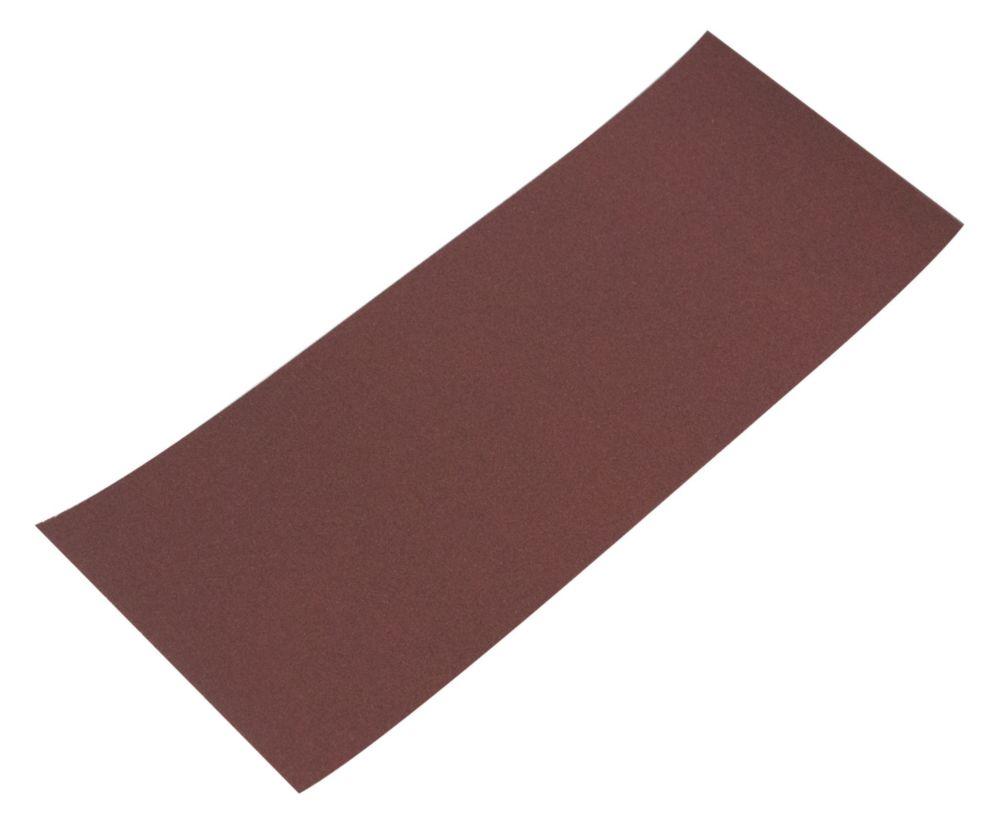 Image of Flexovit Sanding Sheets Aluminium Oxide 230 x 93mm 120 Grit Pack of 10
