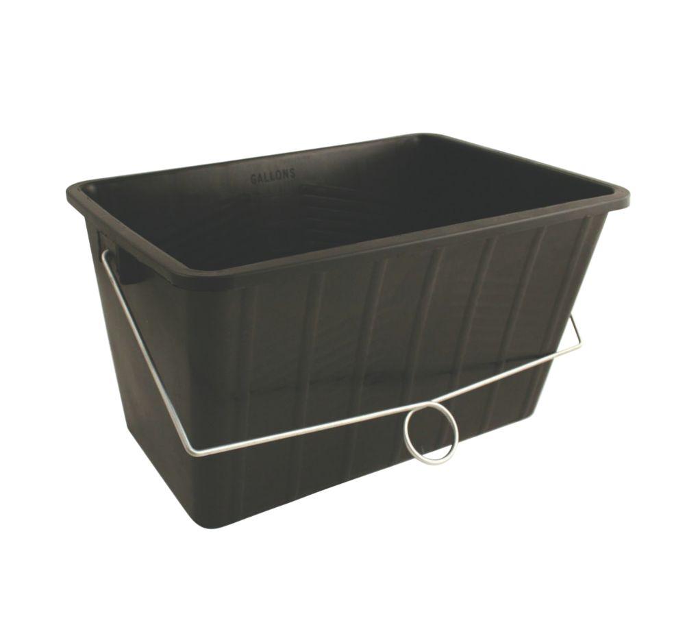 Image of Bentley Bucket Black 15Ltr