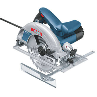 Image of Bosch GKS 190 1400W 190mm Electric Professional Circular Saw 240V