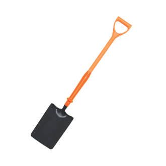 Image of Spear & Jackson Insulated Treaded Trenching Shovel