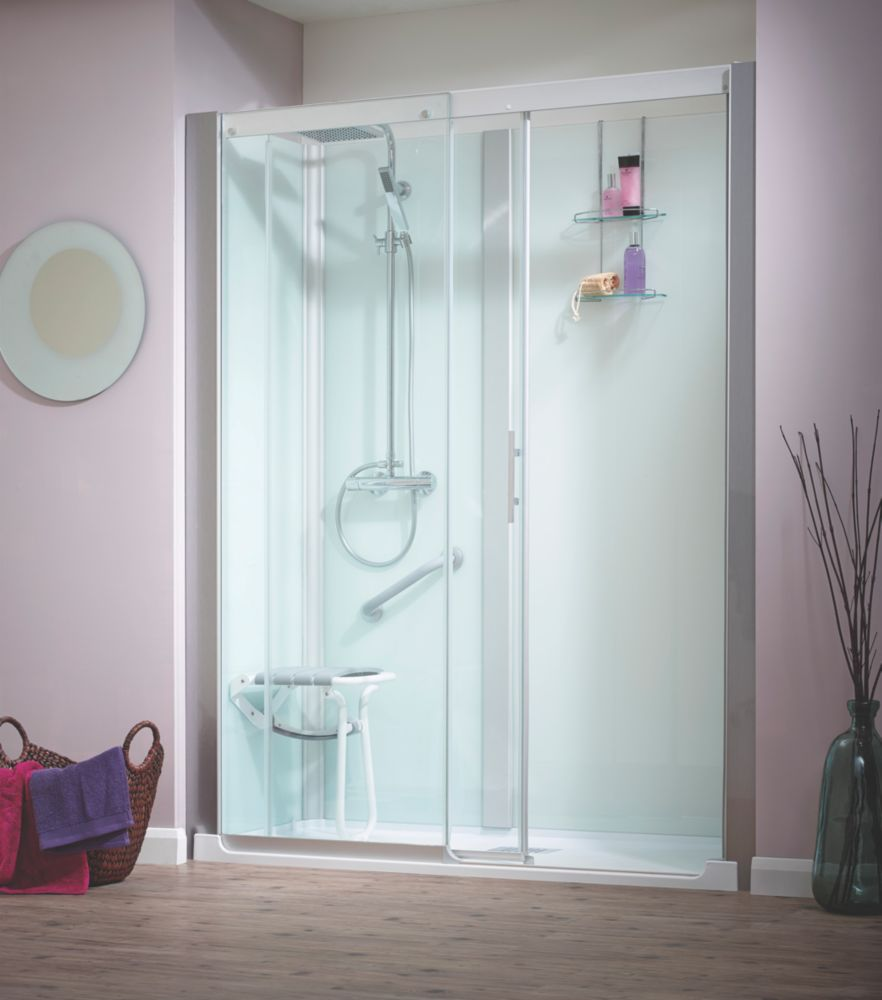 Image of Saniflo Kinemagic All-In-One Shower Enclosure