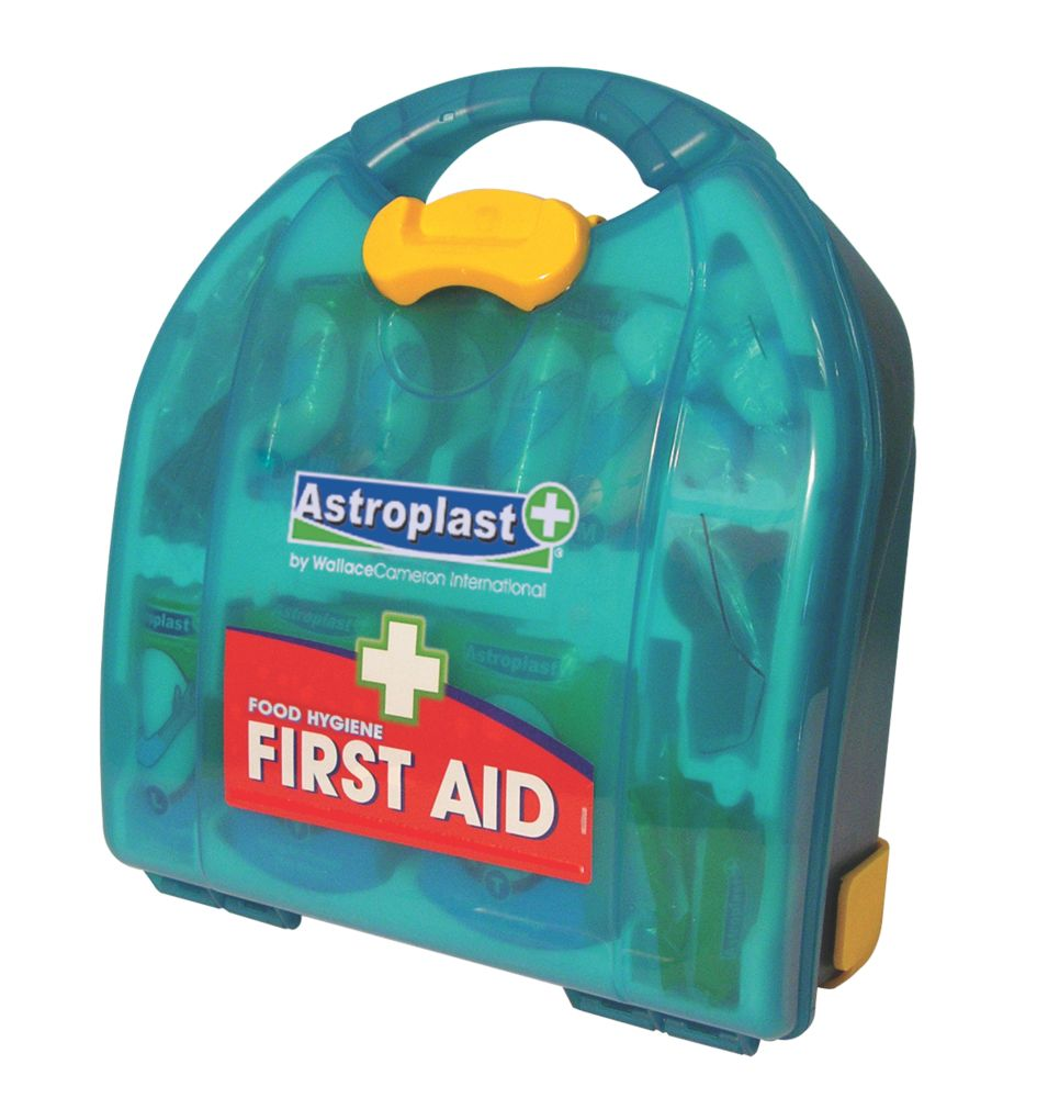 Image of Wallace Cameron 10 Person Catering First Aid Kit