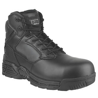 Image of Magnum Stealth Force 6 Safety Boots Black Size 8