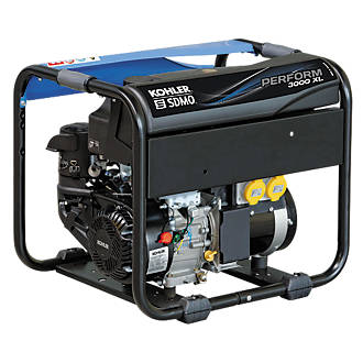 Image of SDMO Perform 3000 XL 3000W Generator 110 / 230V