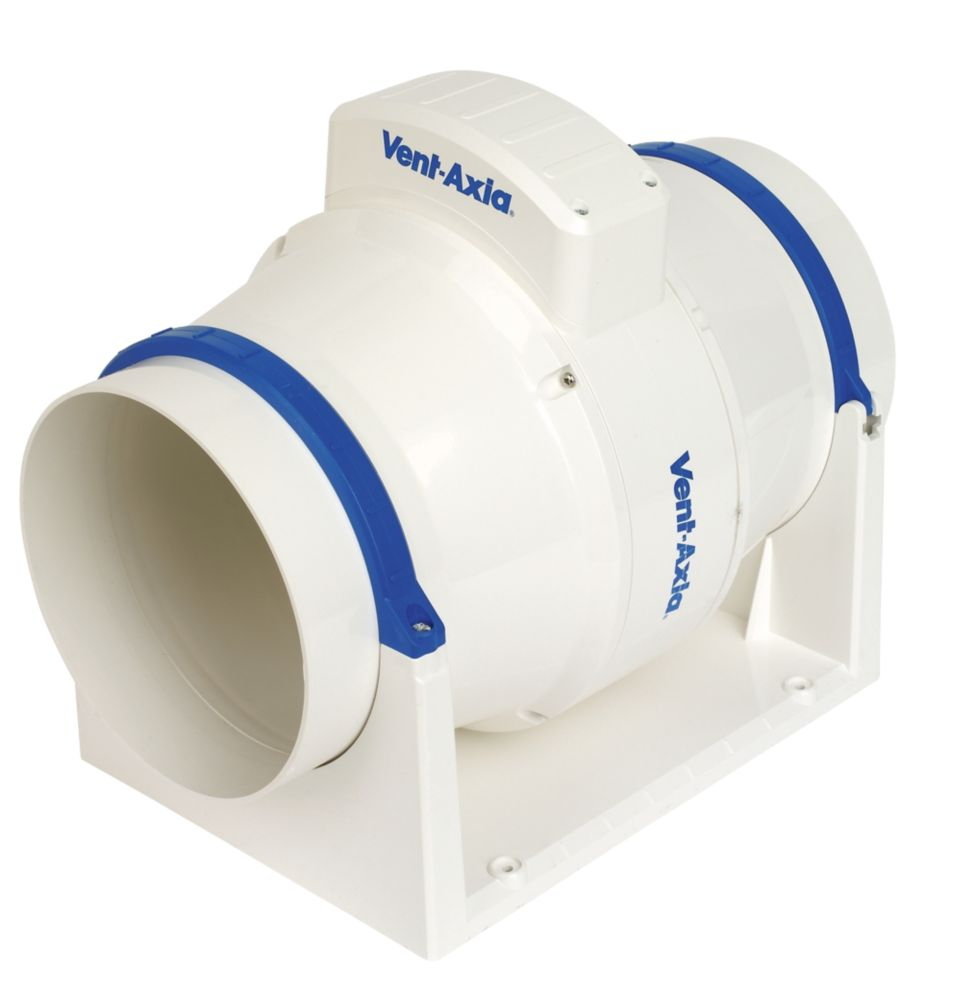 Image of Vent-Axia ACM150T In-Line Kitchen Extractor Fan