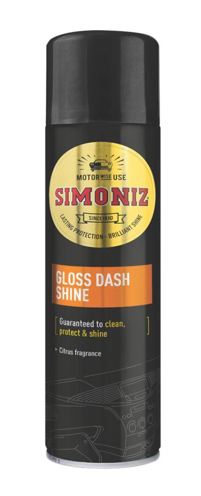 Image of Simoniz Lemon Dashboard Shine 500ml