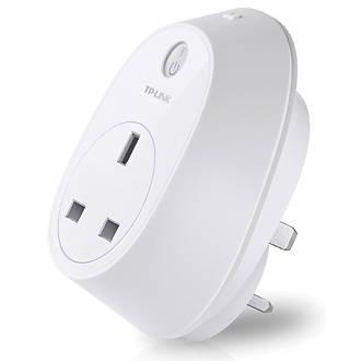 Image of TP-Link Energy Monitoring Smart Plug White