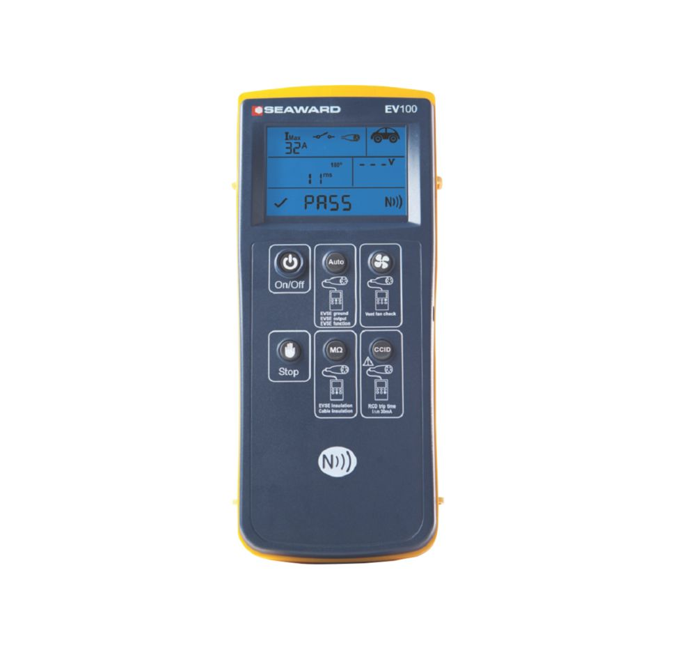 Image of Seaward EV100 Electric Vehicle Charging Point Tester