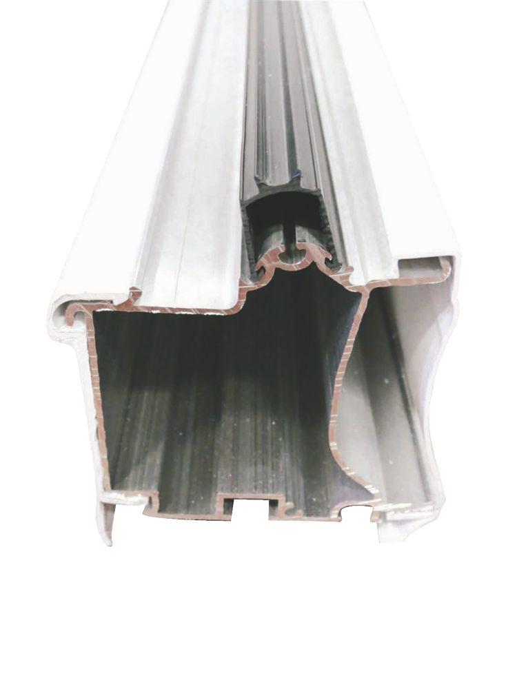 Image of Corotrim Eaves Beam White 70 x 4000mm
