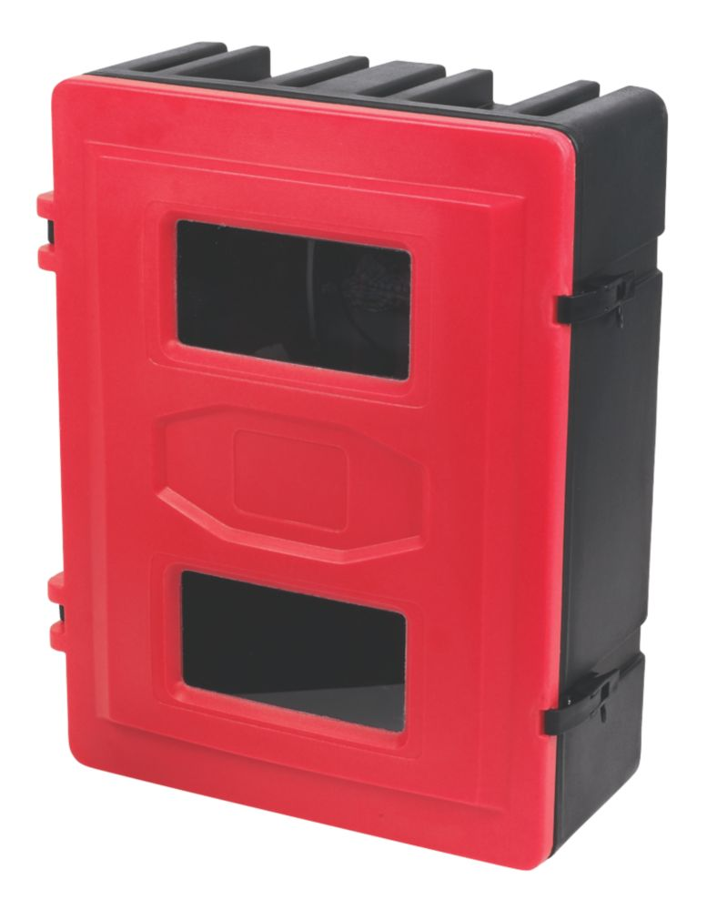 Image of Double Fire Extinguisher Cabinet