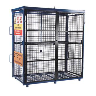 Image of Van Vault Foldaway Gas Cage x x