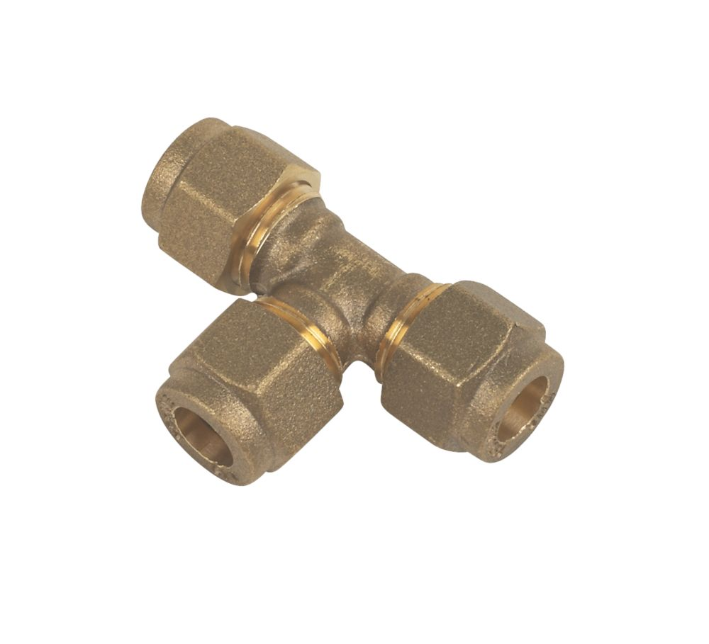 Image of Equal Tee 8mm x 8mm x 8mm