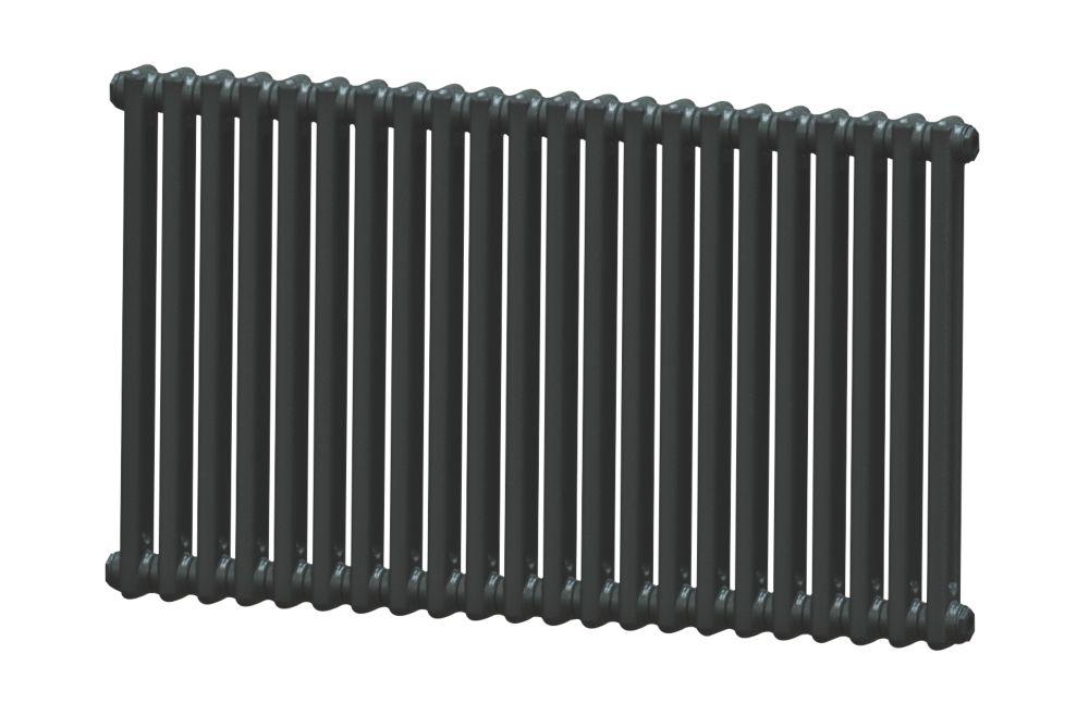Image of Acova 2-Column Horizontal Radiator 600 x 1042mm Volcanic