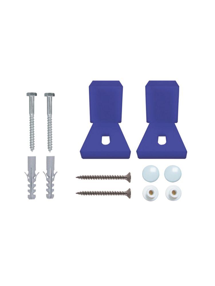 Image of Rawlplug 67-488 Adjustable WC / Bidet Fixing Kit