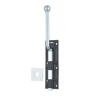 Image of Hardware Solutions Monkey Tail Bolt Black 310mm