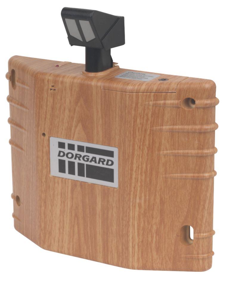 Image of Dorgard Effects Ll800 Fire Door Retainer Oak