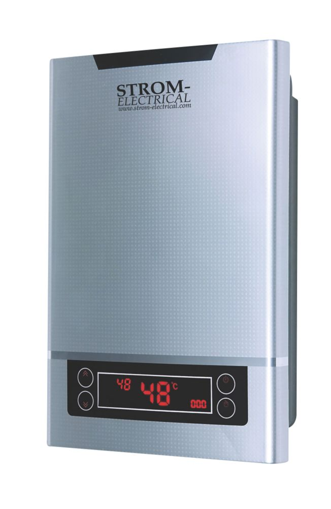 Image of Strom SEIH12K3PTS1 Touchscreen Instantaneous Water Heater 12kW