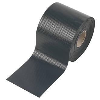 Image of Capital Valley Plastics Ltd Damp-Proof Course Black 30m x 150mm