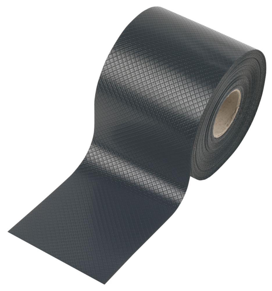 Image of Capital Valley Plastics Ltd Damp-Proof Course Black 150mm x 30m