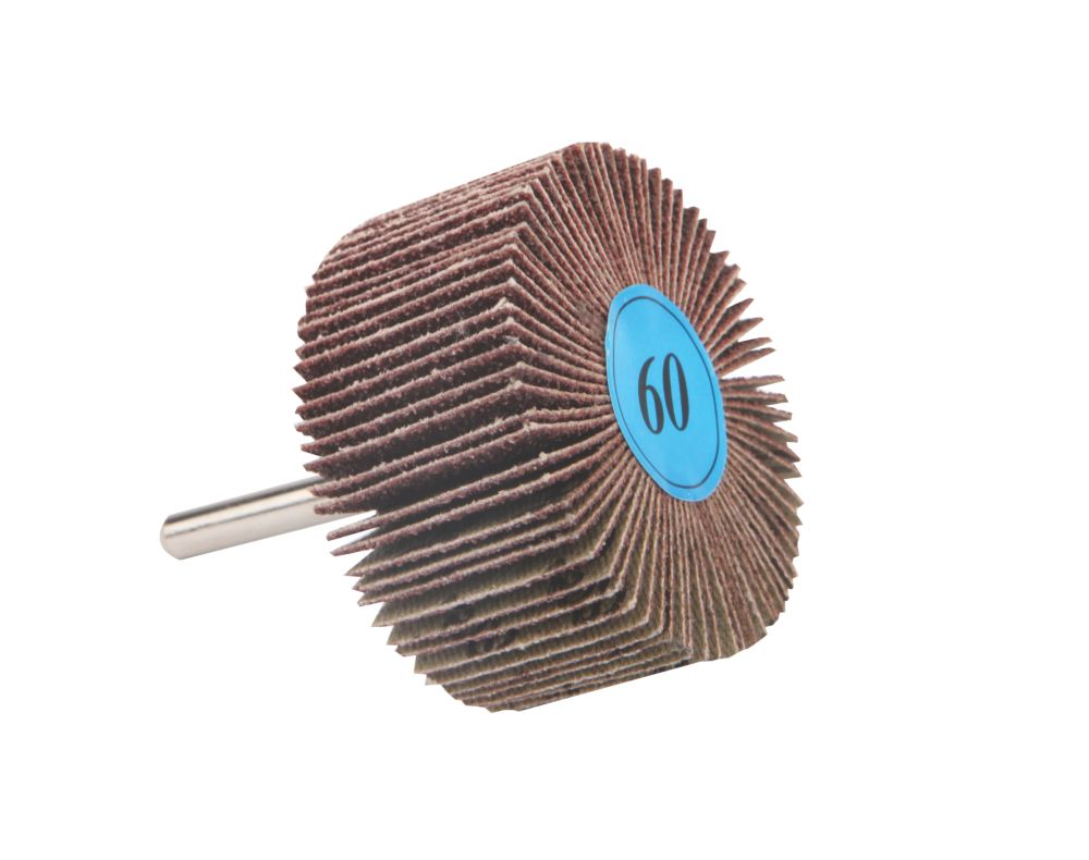 Image of Titan Abrasive Flap Wheel 80G 60 x 30mm