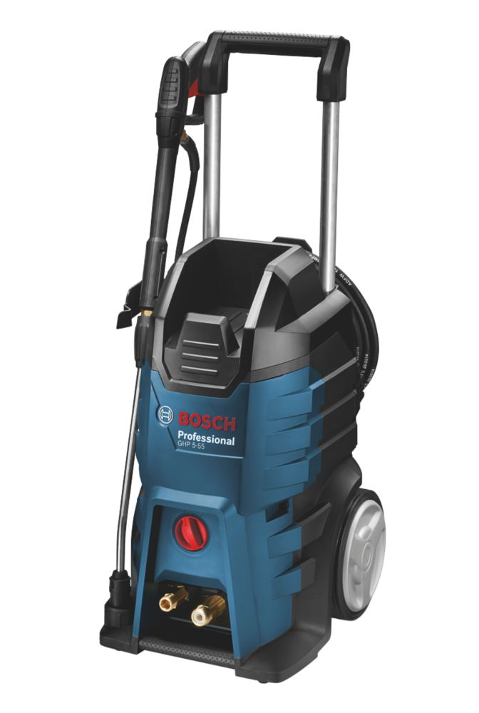 Image of Bosch GHP 5-55 130bar Professional High Pressure Washer 2200W 220-240V