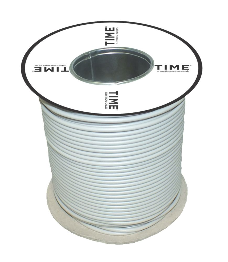Image of Conduit Wiring Cable 6491B LSF 1-Core 2.5mm x 100m Grey
