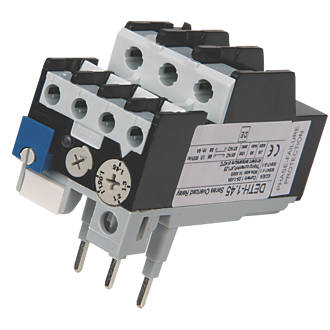 Image of Hylec DETH-1.45/S Thermal Overload Relay 1.05-1.45A