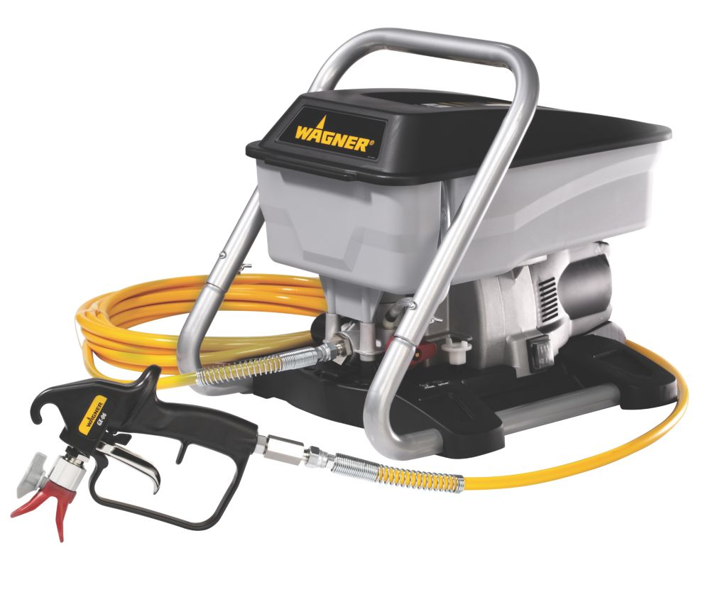 Image of Wagner 625W Airless Paint Sprayer 230V