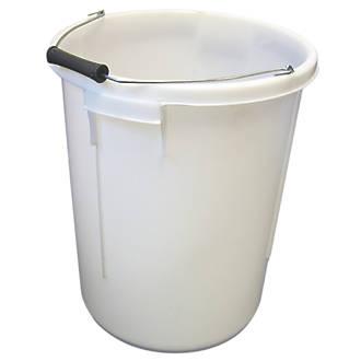 Image of NDC Polythenes Polypropylene Plasterers Mixing Bucket 30Ltr