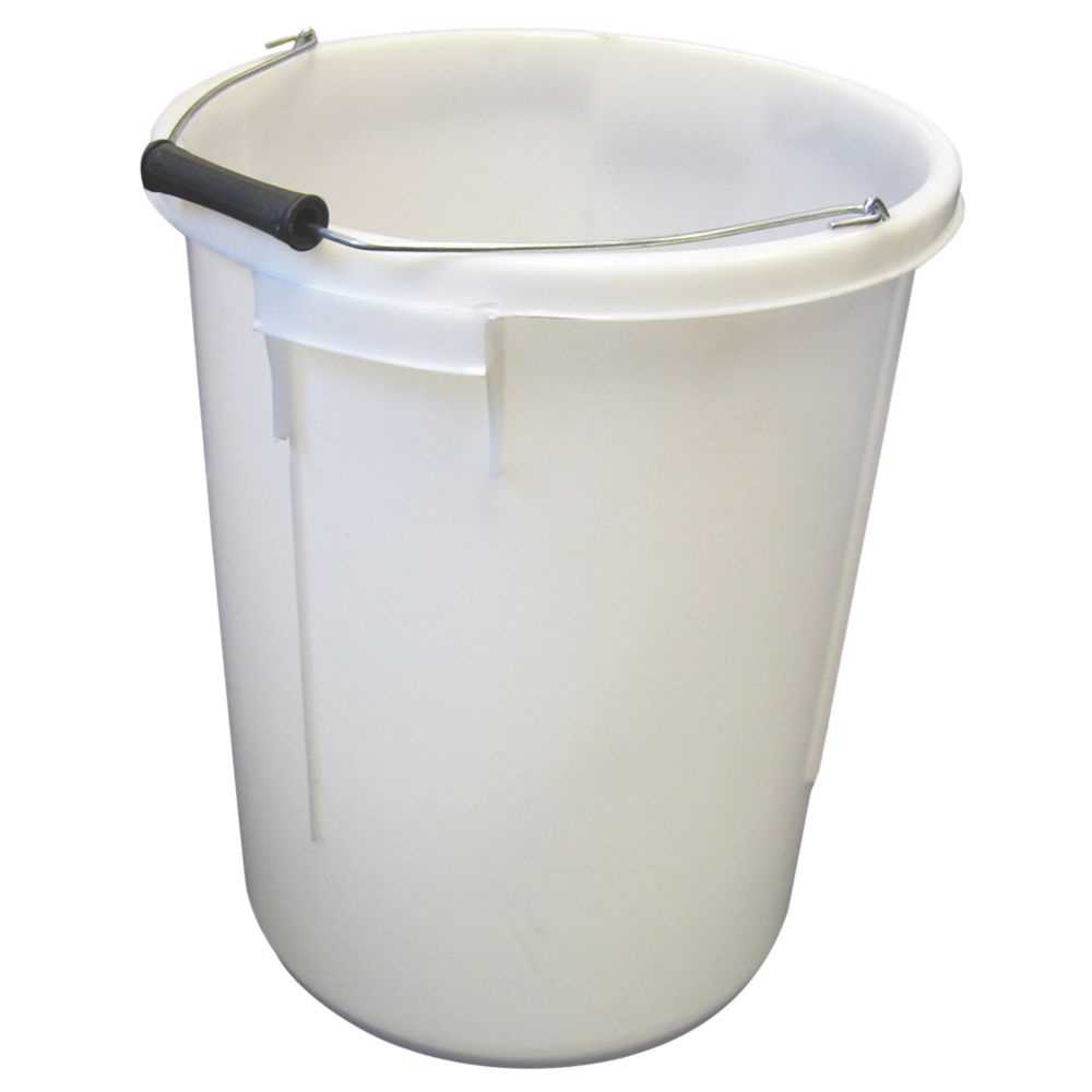 Image of NDC Polythenes Plasterers Mixing Bucket 30Ltr
